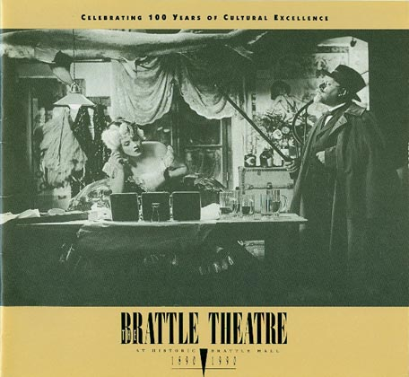 Brattle Theatre 100th Anniversary Booklet