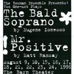 Mr. Positive