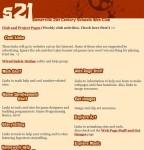 s21: Web Club